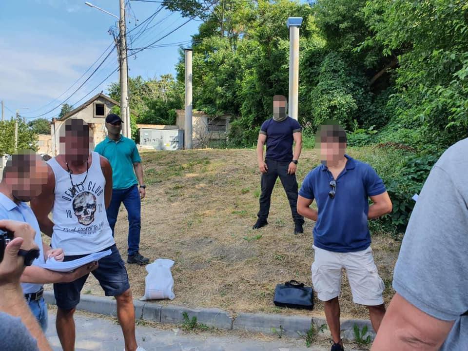 Нападение на зампреда АРМА: среди подозреваемых есть одесситы (фото, видео) «фото»