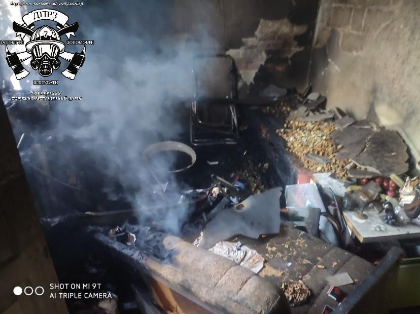 В Одесской области во время пожара погибла женщина «фото»