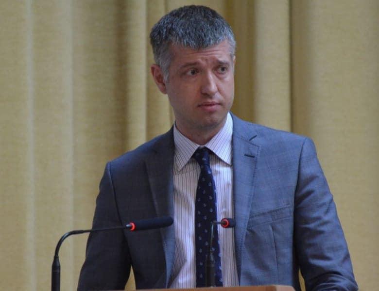 Черноморский порт снова возглавил Александр Попов «фото»