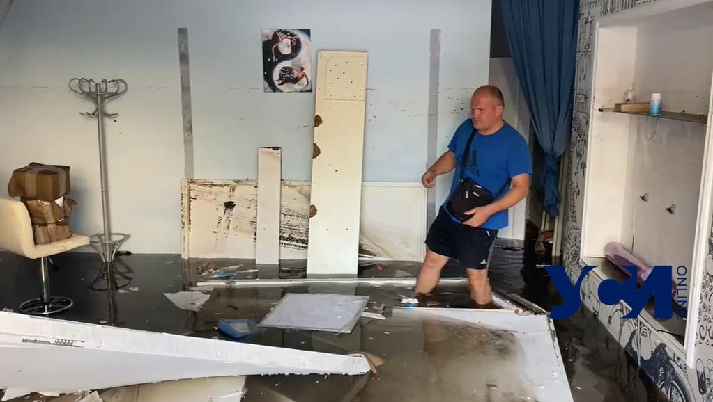 Все придется выкинуть: на «Радужном» непогода натворила делов (фото, видео) «фото»