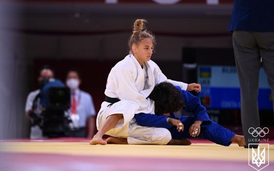 Первая победа: дзюдоистка Дарья Белодед принесла Украине олимпийскую медаль «фото»