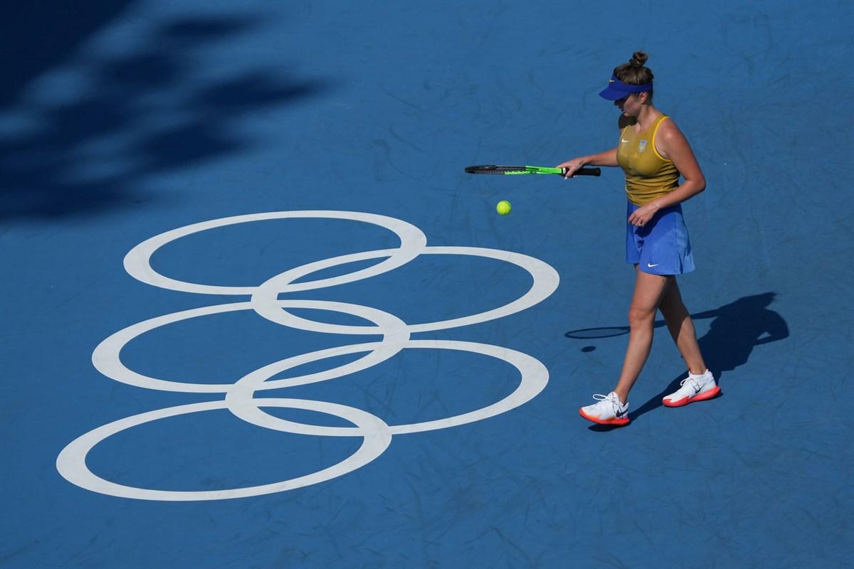 Одесситка Элина Свитолина вышла в 1/8 финала Олимпийских игр (аудио) «фото»