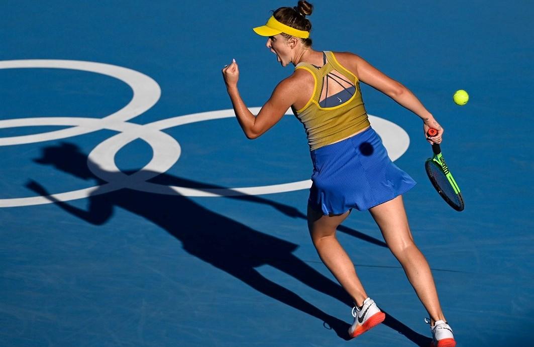 Одесситка Свитолина вышла в 1/2 финала Олимпиады в Токио, установив национальное достижение (аудио) «фото»