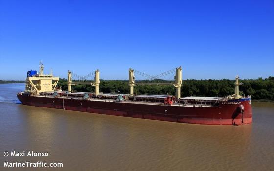 Одесский моряк умер на корабле в Аравийском море «фото»
