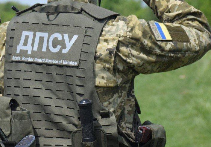 На пограничников у границы с Россией напали сотрудники СБУ — их задержали «фото»