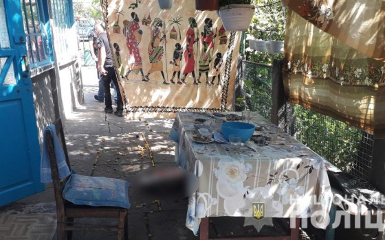 Под Аккерманом полиция задержала подозреваемого в убийстве (фото, видео) «фото»