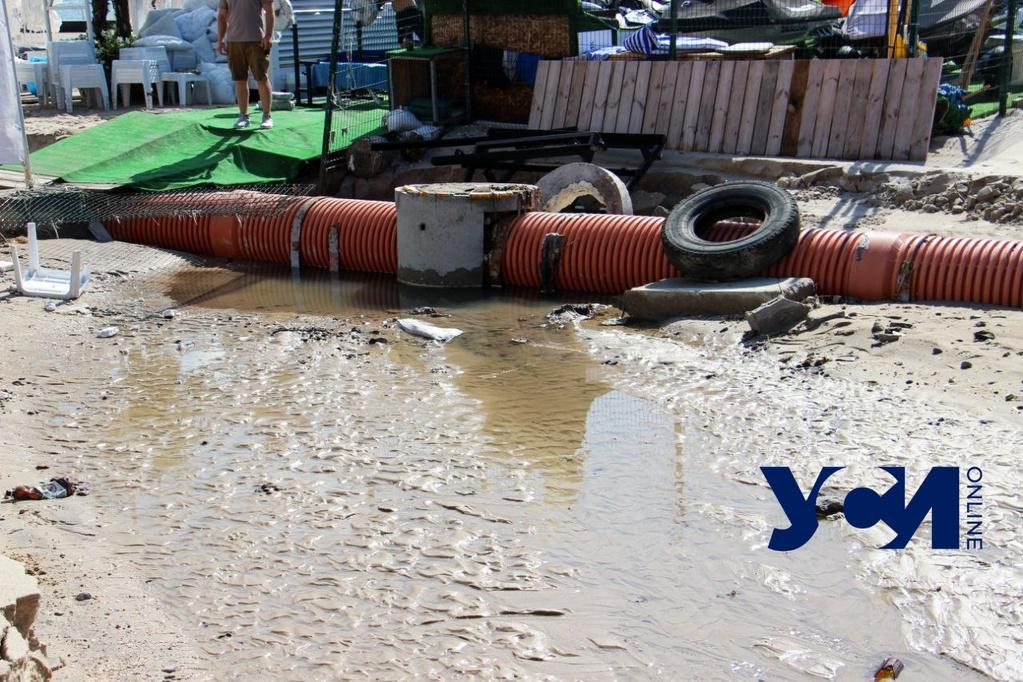 Прорыв дамбы, потоп в Аркадии: ливень подтвердил возможность эко-катастрофы в Одессе «фото»