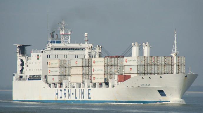 Одесские моряки вернутся с аварийного судна у берегов Африки в Украину «фото»
