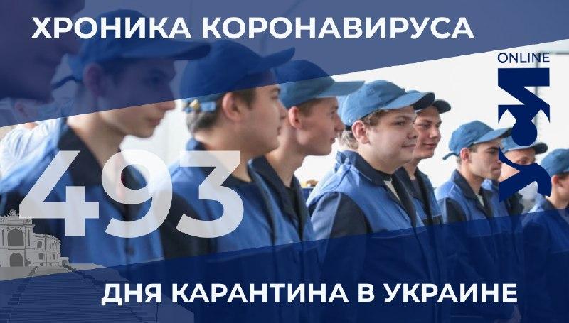 Хроника COVID-19: Одесса и область снова в лидерах по новым больным «фото»