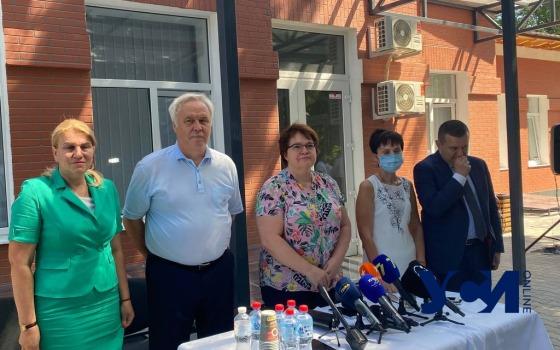 Аккерманская больница не может принимать пациентов с COVID-19 – замминистра «фото»
