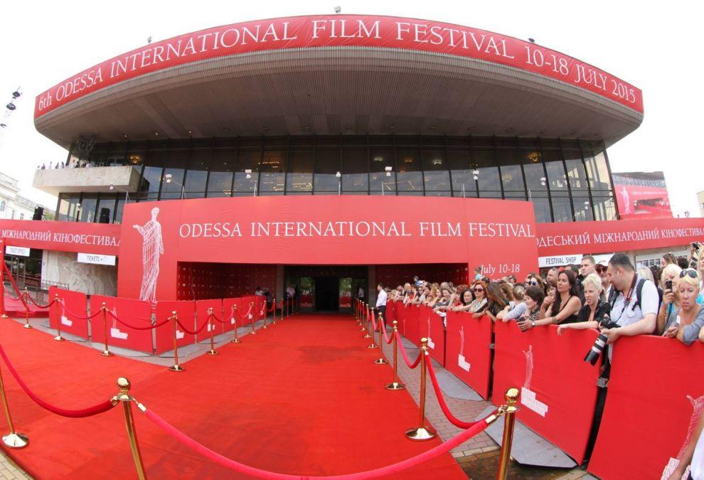 Из бюджета Одессы на кинофестиваль выделили 2,5 млн грн «фото»