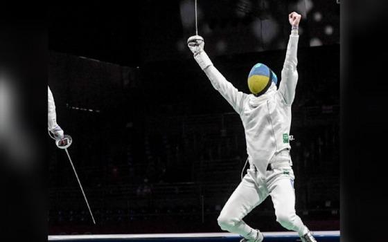 Вторая победа: шпажист Игорь Рейзлин завоевал олимпийскую медаль «фото»