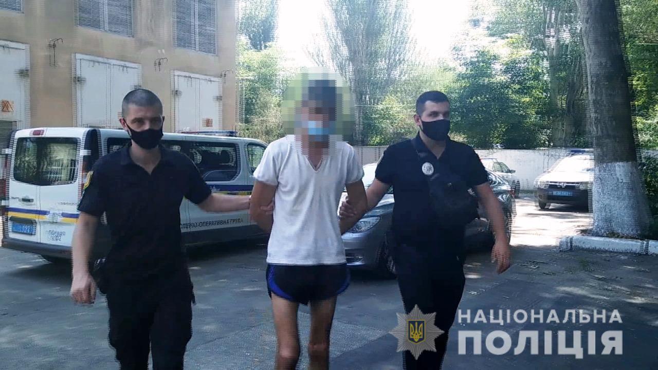 В Одессе квартирант-иностранец зарезал арендодателя (фото, видео) «фото»