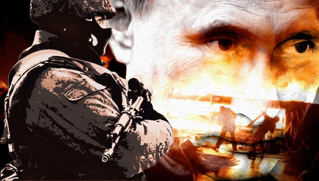 Политический блогер рассказал, должна ли Украина отвечать на статью Путина «фото»