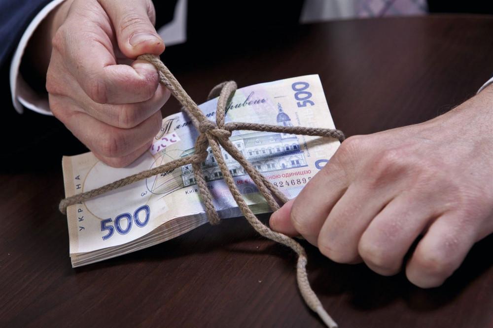 В Одесской области общественник попался на присвоении бюджетных денег «фото»