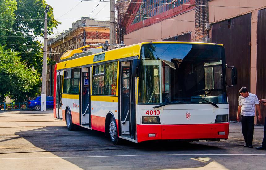 В Одессе закупят 6 новых электробусов (аудио) «фото»