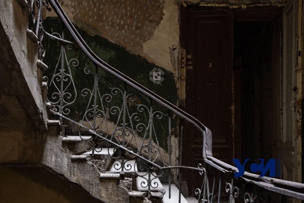 Без крыши: страшные реалии дома Либмана (видео) «фото»