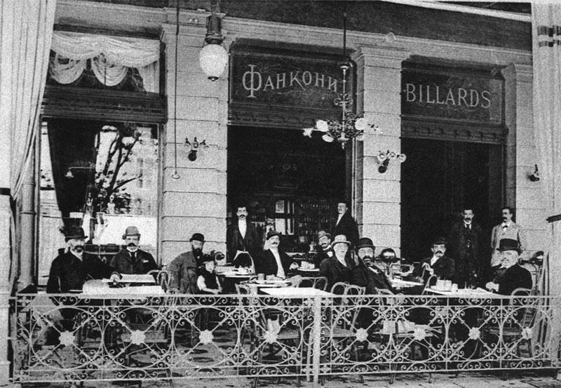 Откуда привозили, где и как пили чай и кофе в старой Одессе «фото»