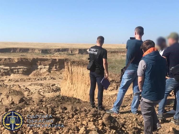 Украл на 75 миллионов: в Одессе будут судить похитителя песка (фото) «фото»