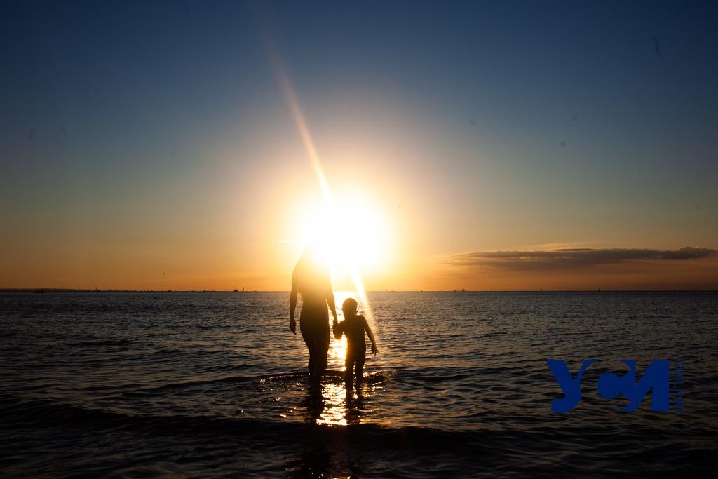 В воскресенье в Одессе обещают теплое море и жаркий день «фото»