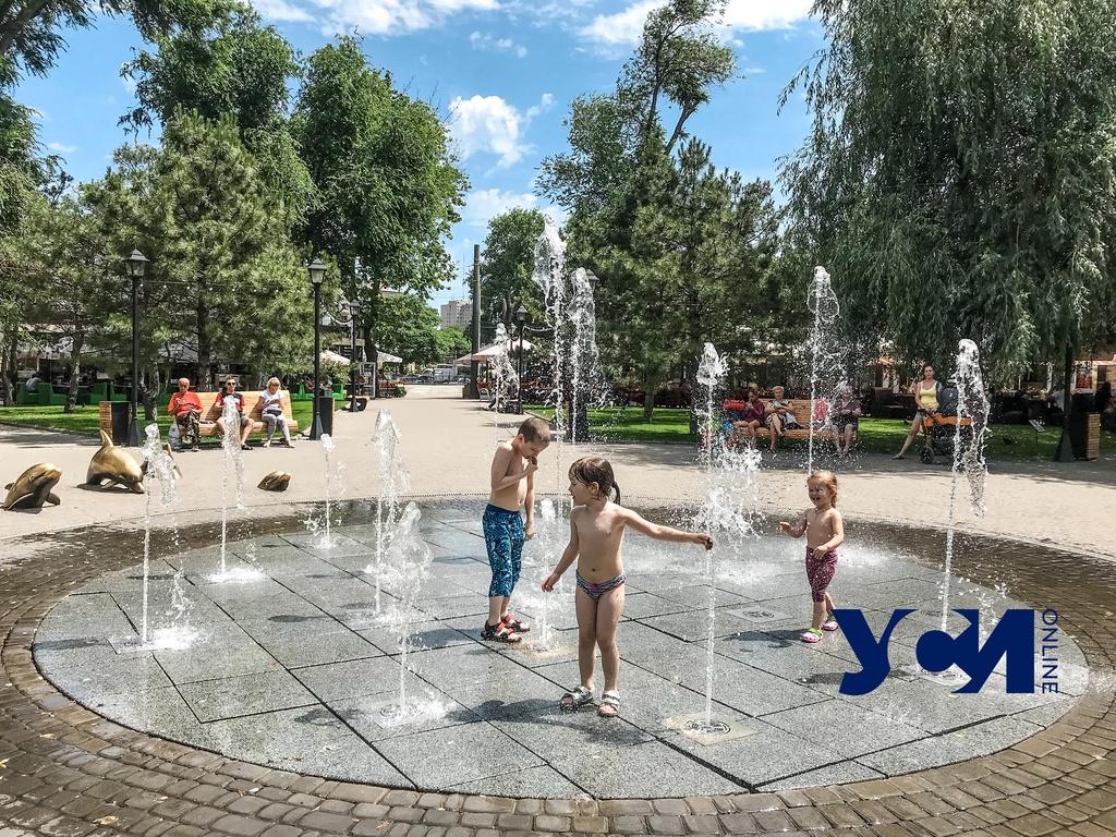 Сегодня в Одессе будет солнечно и жарко «фото»