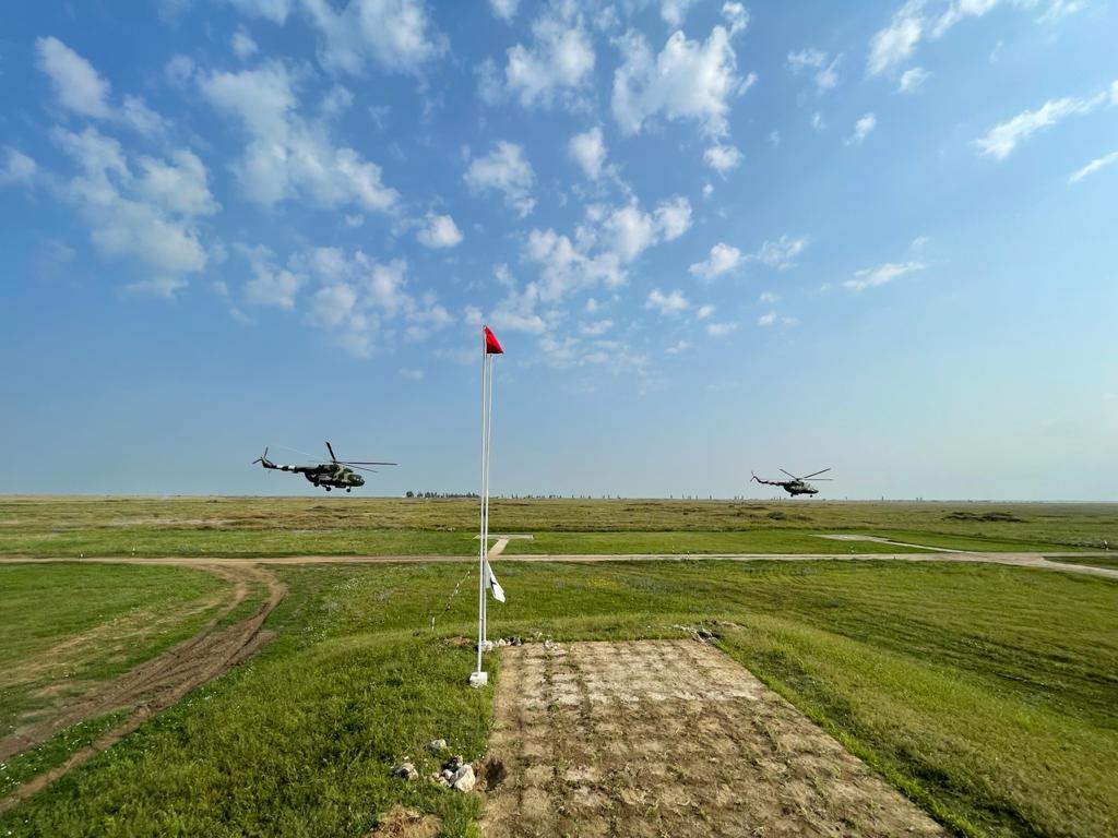 Казацкая булава: пограничники Одесской области тренировались с военными Украины и НАТО (видео) «фото»