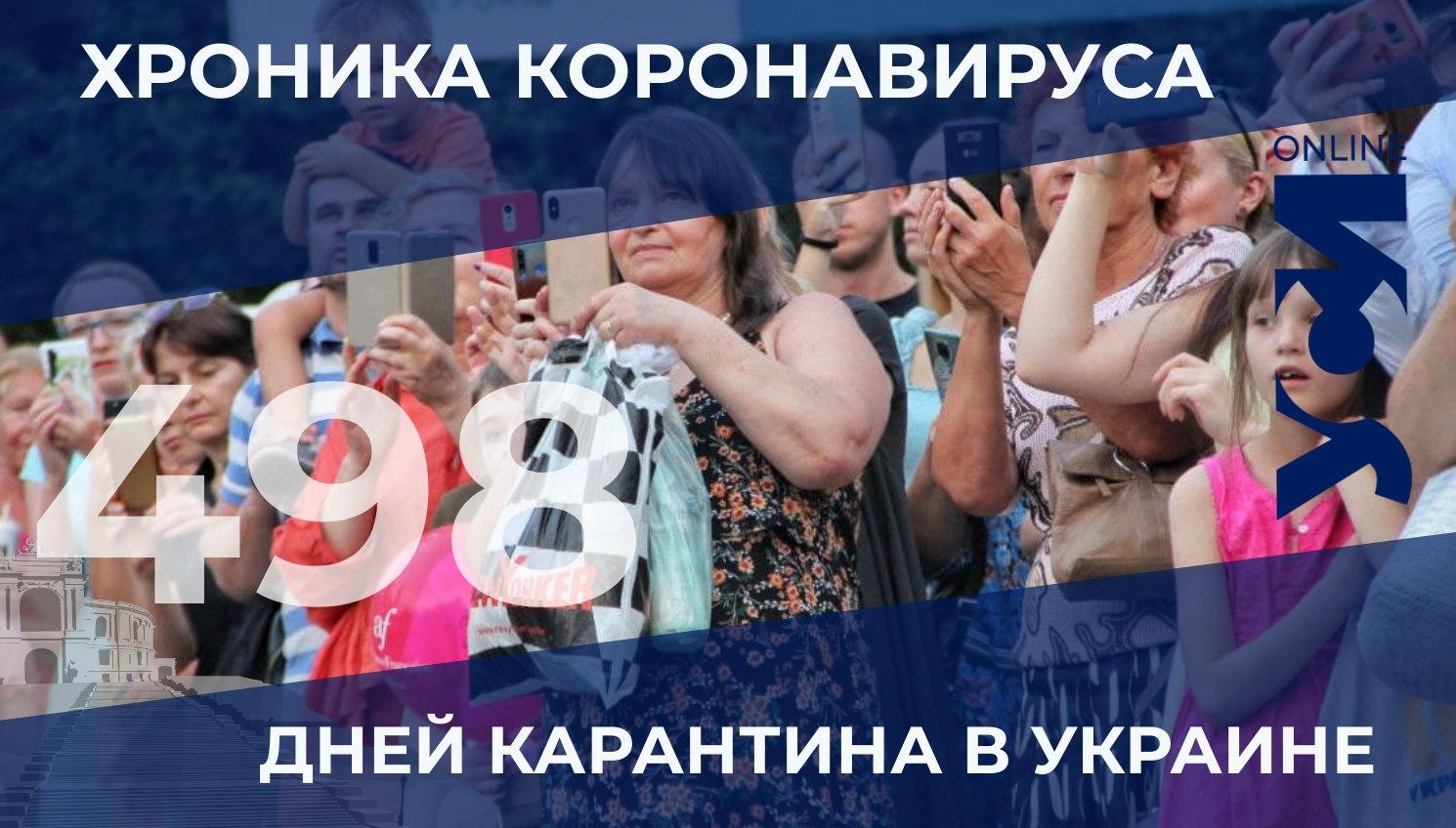 COVID-19: Одесская область снова в лидерах по количеству новых случаев «фото»