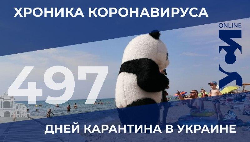 Хроника COVID-19: Одесская область – на втором месте по количеству новых инфицированных «фото»