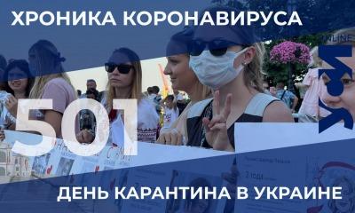 Пандемия: в Одесской области за сутки еще 23 больных «фото»