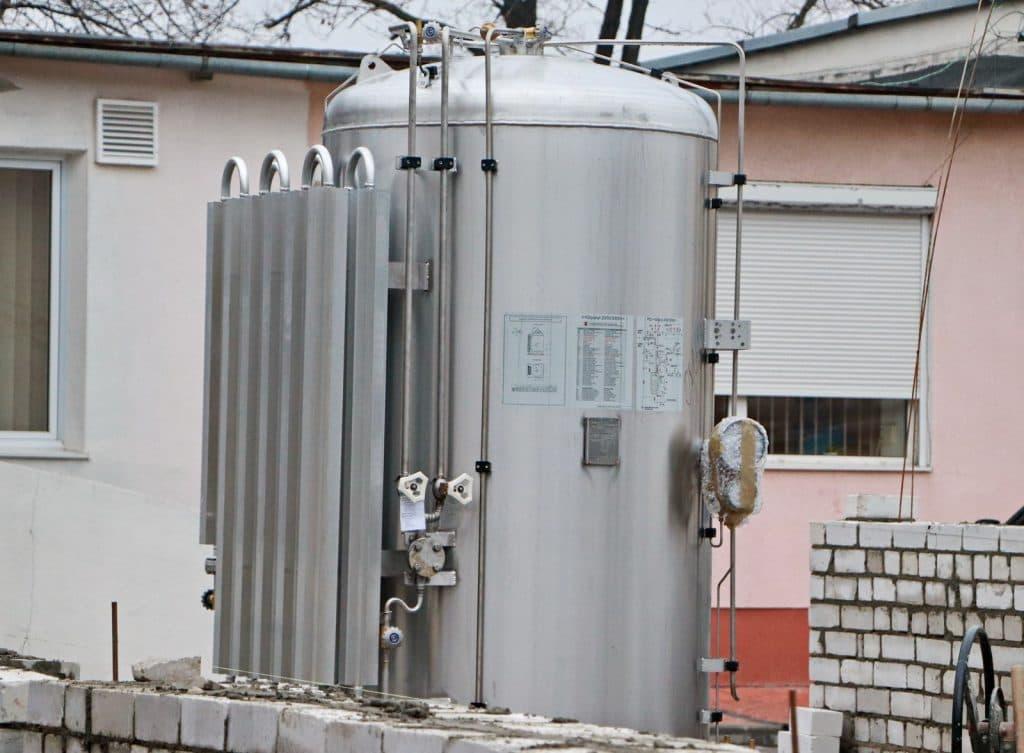 В больнице на Лидерсовском бульваре установят кислородную станцию за 15 миллионов «фото»