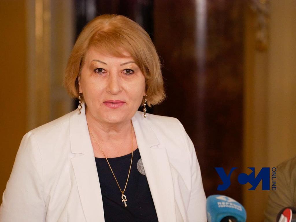 Гендиректором Одесского оперного остается Надежда Бабич «фото»