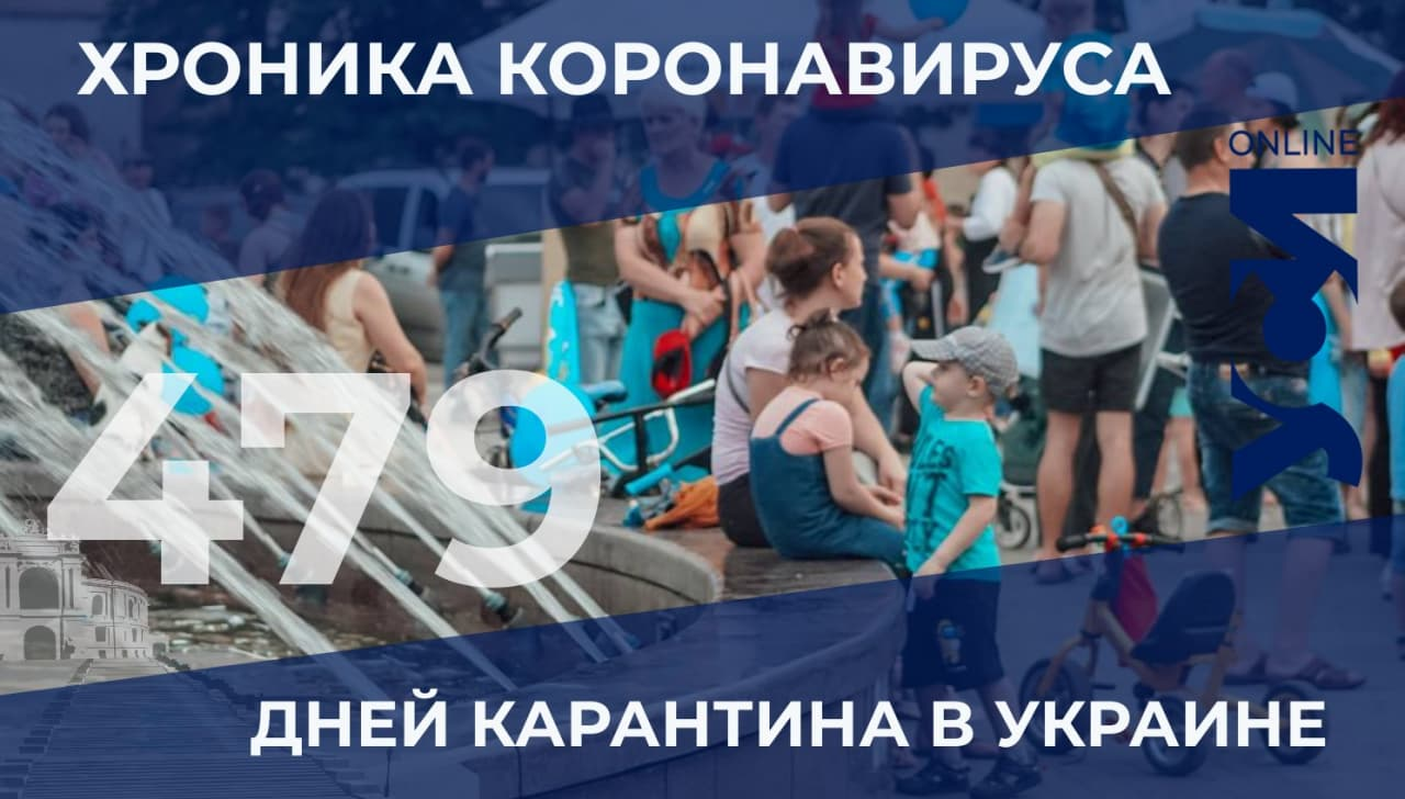Хроника коронавируса: число заболевших в Одесской области продолжает расти «фото»