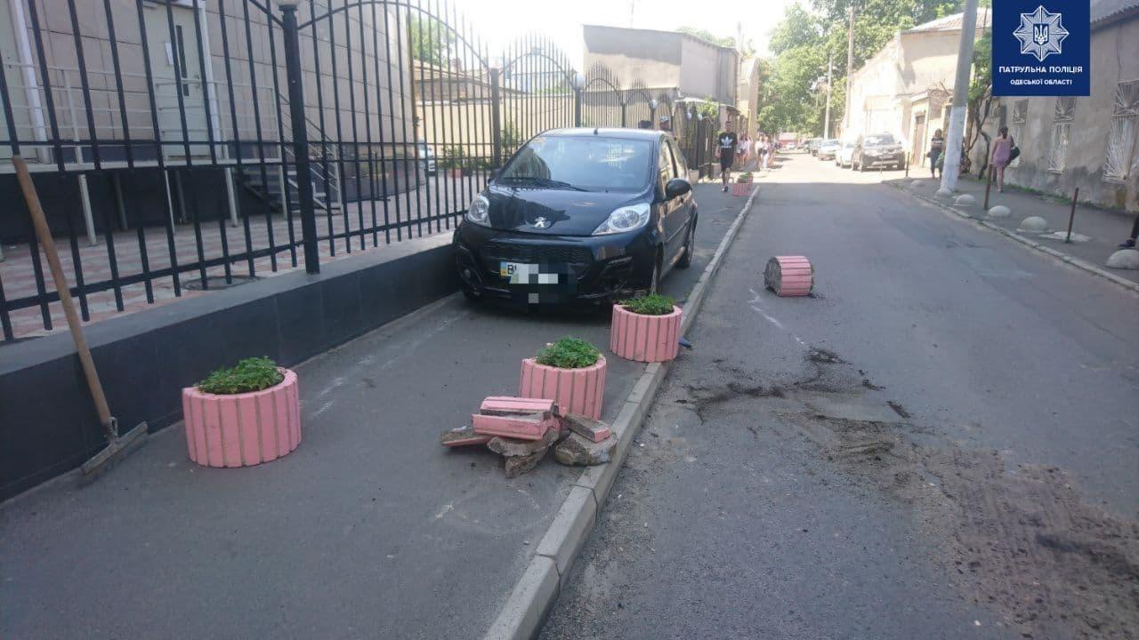 В центре Одессы сбили пешехода «фото»