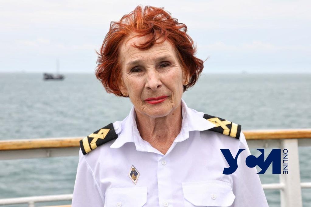Одесские ветераны моряки-подводники отметили день ВМС (фото, аудио) «фото»