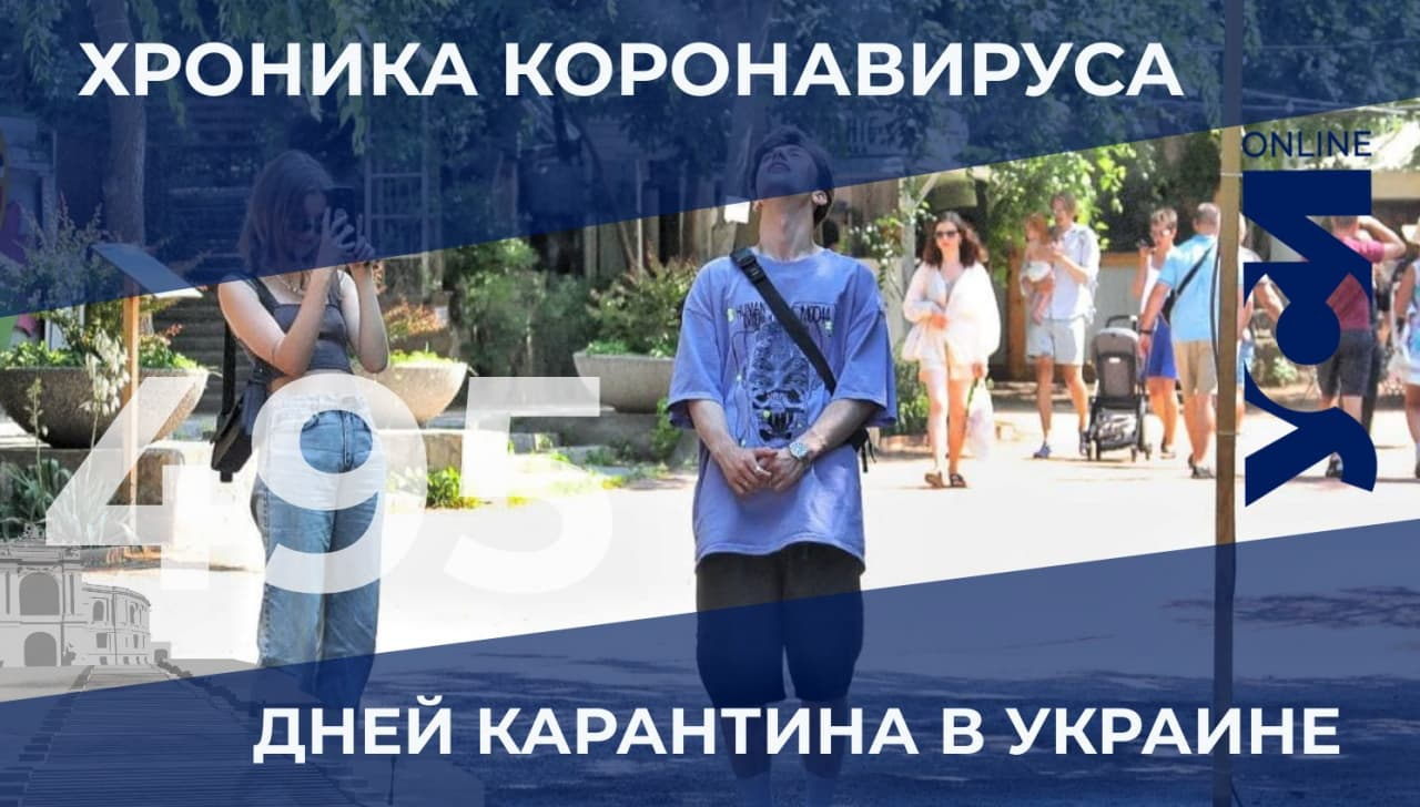 Пандемия: Одесская область остается в лидерах по новым случаям «фото»