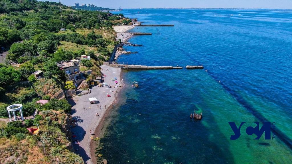 С высоты птичьего полета: одесские пляжи от Чкаловского до Аркадии (фото) «фото»