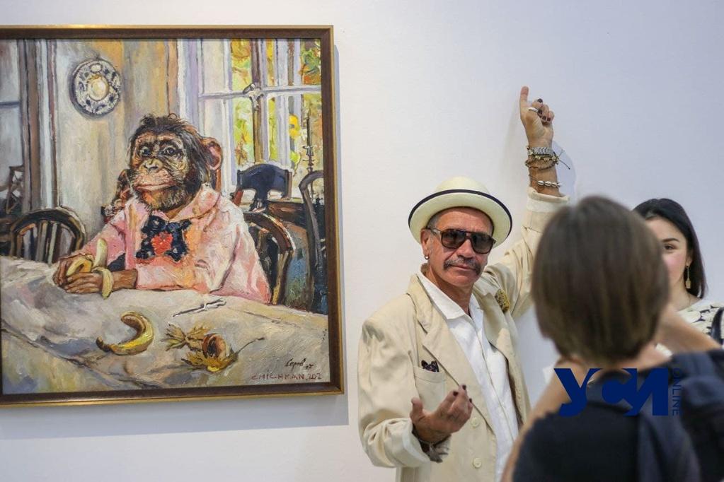 Психодарвинизм: в МСИО открылась персональная выставка Ильи Чичкана (фото) «фото»