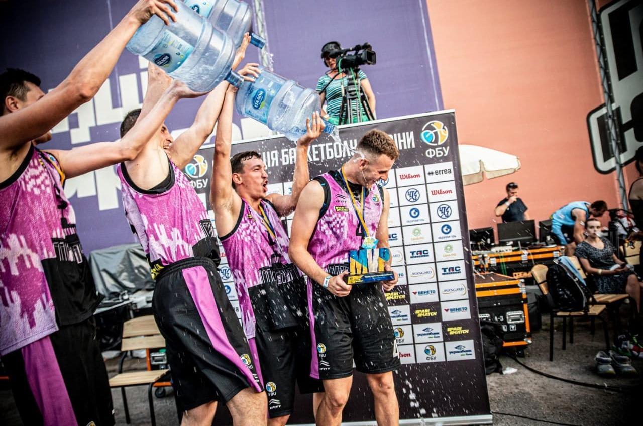 «Динамо-Одесса» выиграло 2 этапа чемпионата Украины по баскетболу 3х3 (фото) «фото»