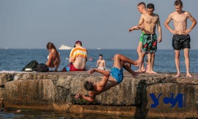 Чем опасно одесское побережье: правила купания в море(фото) «фото»