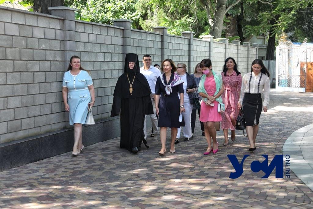 В Одессе на территории монастыря открыли приют для пострадавших от домашнего насилия (фото, аудио) «фото»
