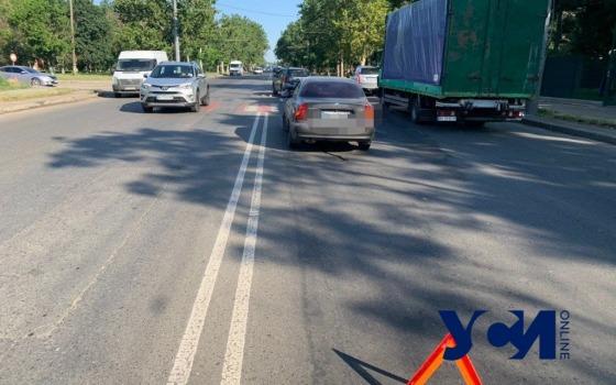 На Слободке сбили пешехода (фото) «фото»