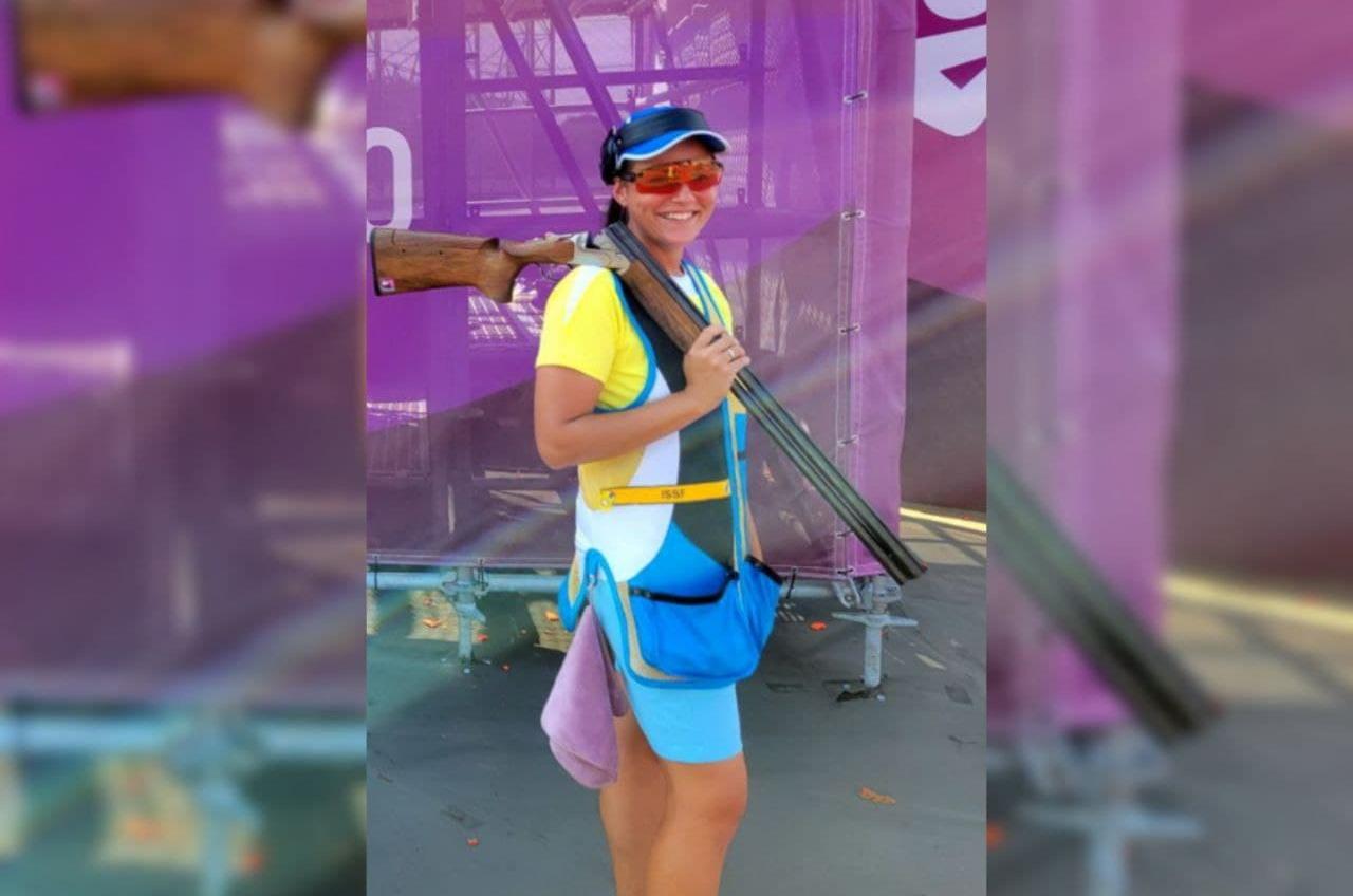Одесская спортсменка не попала в финал по стендовой стрельбе на Олимпиаде «фото»