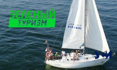 Под парусом: экскурсия по Одесскому заливу и суеверия на борту (фото, видео) «фото»