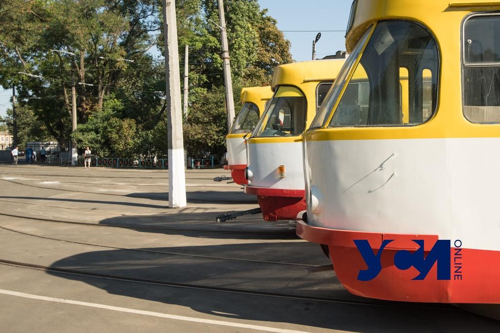 В Одессе ходят все трамваи, кроме №20 «фото»