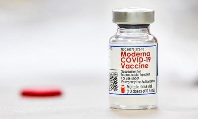 Украина получила более 2 миллионов доз вакцины Moderna «фото»