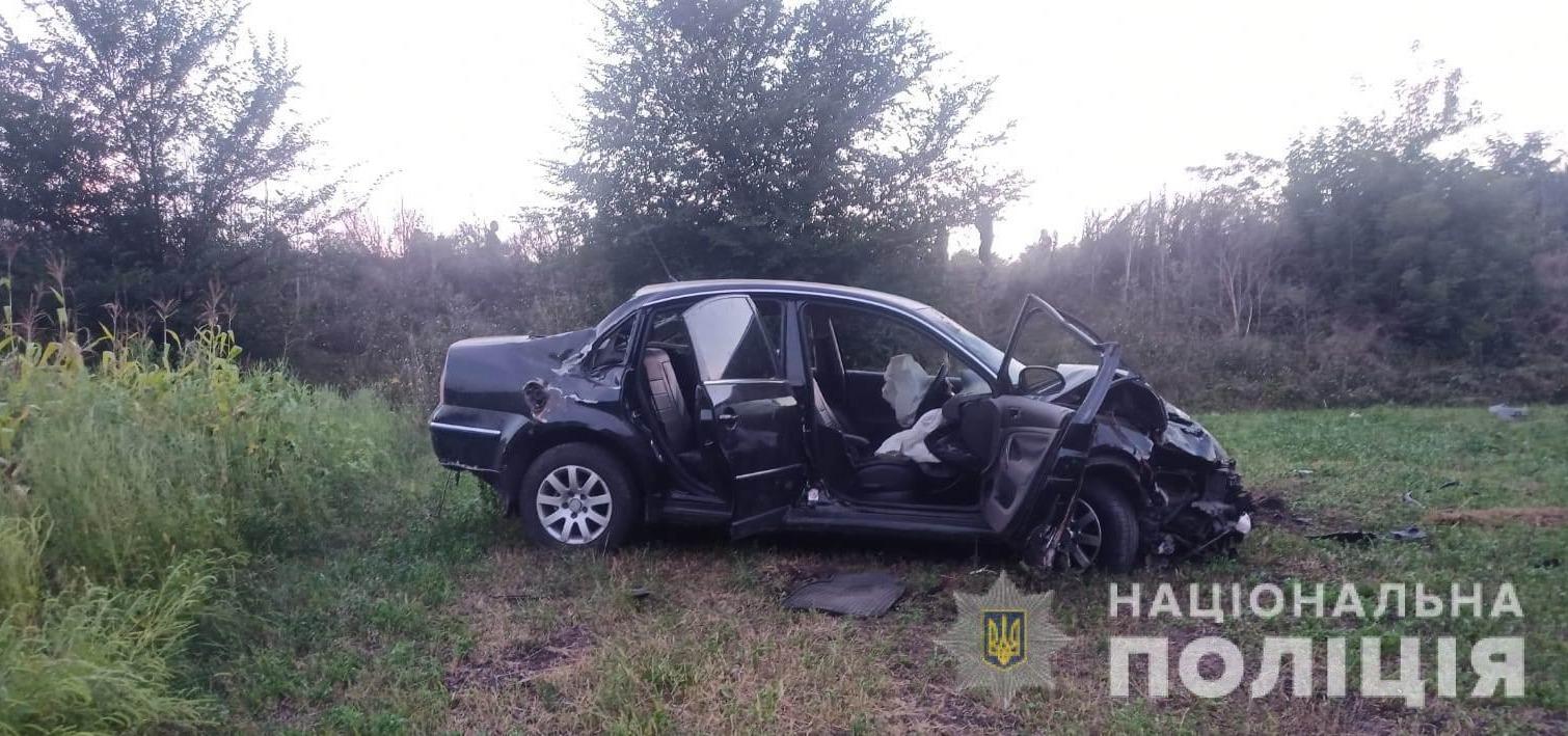 Авария возле Балты: двое мужчин госпитализированы (фото) «фото»