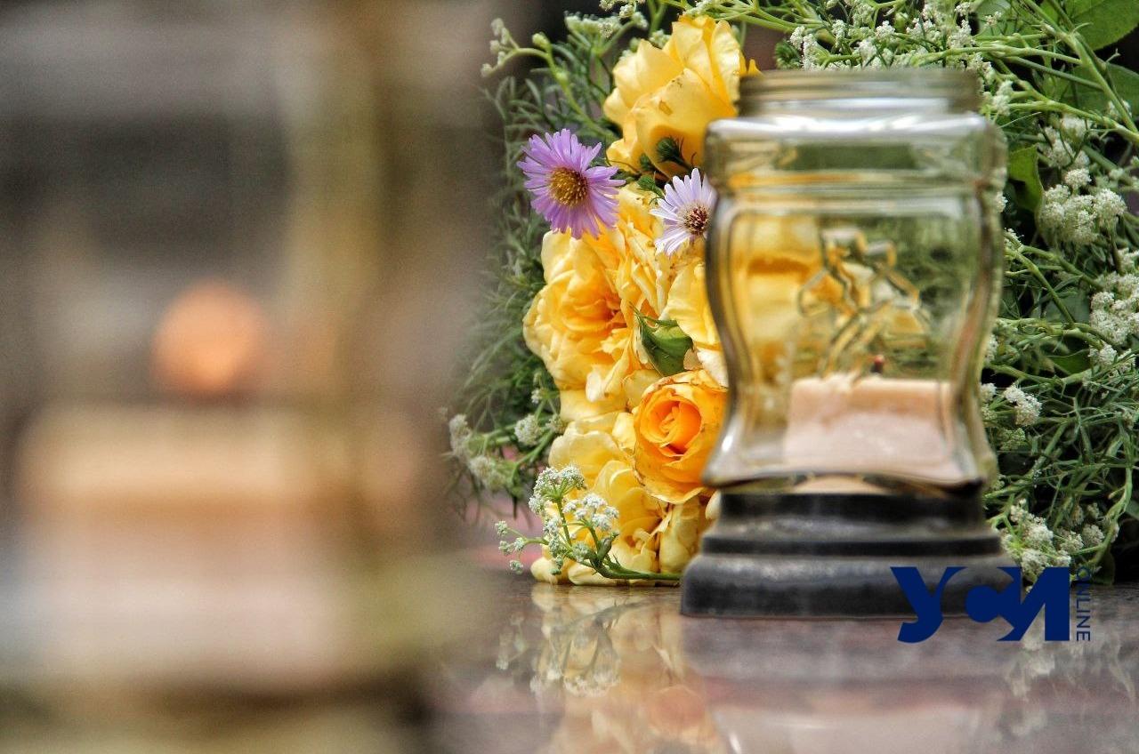 В Одессе почтили память погибших правоохранителей (фото, видео) «фото»