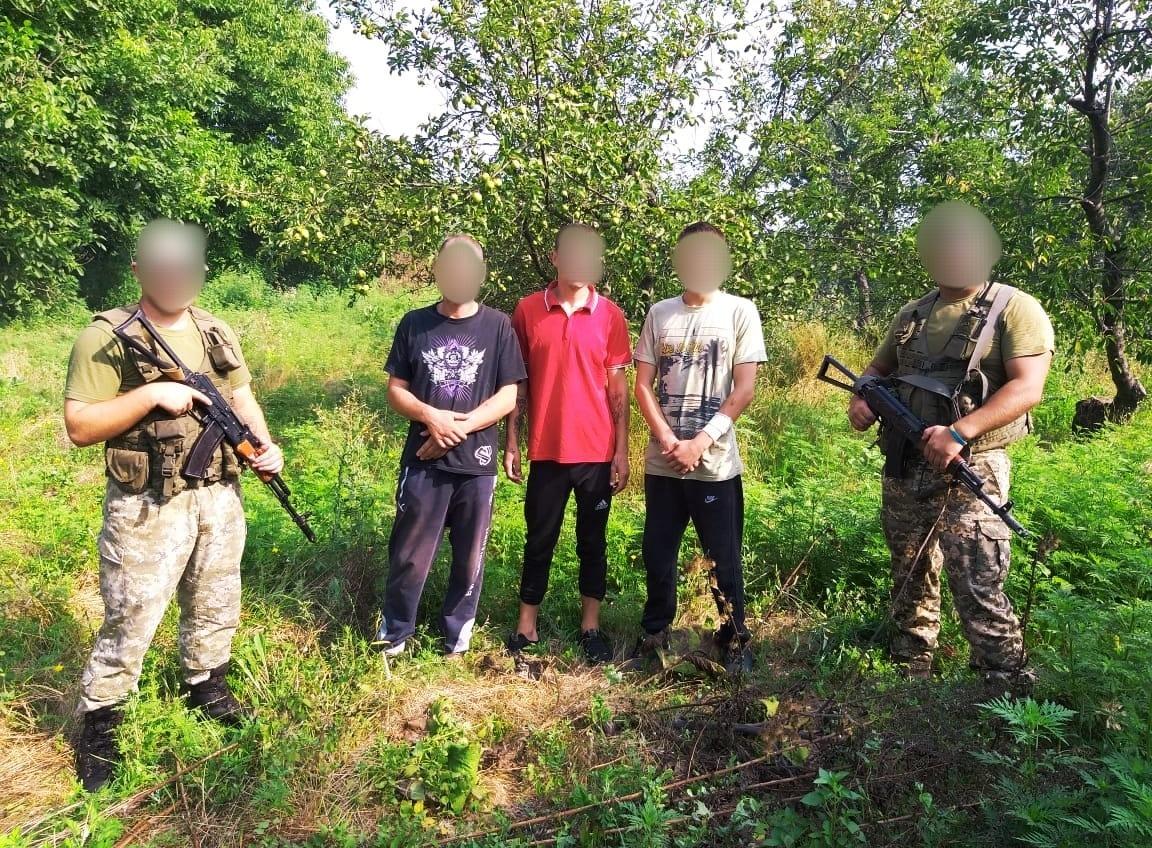 «Туристы» из Молдовы решили пробраться в Одессу без документов «фото»