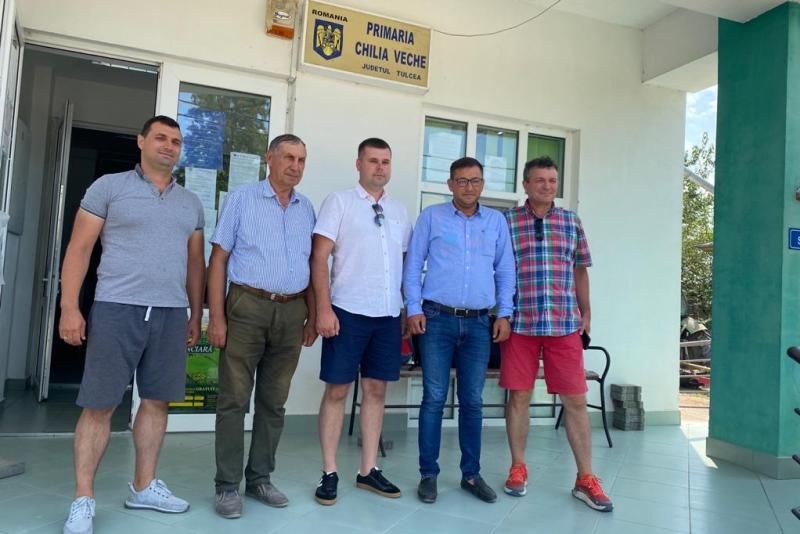 В Одесской области хотят создать новую паромную переправу в Румынию «фото»