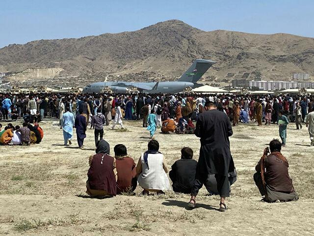 Кризис в Афганистане «фото»
